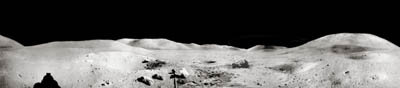 Apollo 17 panorama
