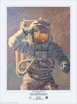 Alan Bean -  Our Own Personal Spaceships