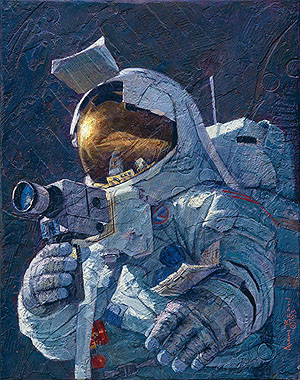 Alan Bean - Savoring The Moment