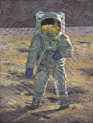 Alan Bean - First Men Aldrin