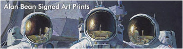 Alan Bean Art Prints
