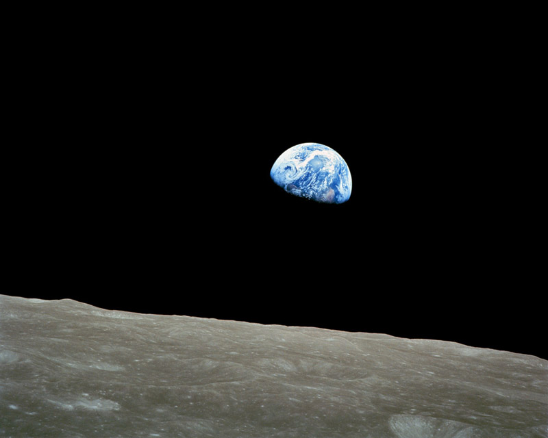 Apollo VIII Earthrise